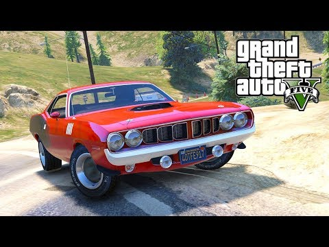 Tracey Surprises Michael With Classic Muscle Cars Gta 5 Real Life Cars Mod