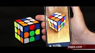 Vídeo: Rubiked by Vicent Tarrit