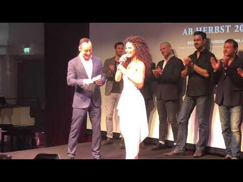 BODYGUARD - Cast-Präsentation Wien 24.4.2018