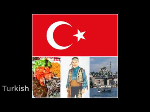 Middle eastern music (Arabic, Turkish, Persian and Kurdish)