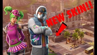 NEW ABSTRACT SKIN!! FORTNITE GAMEPLAY COMPILATION