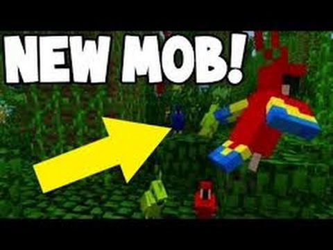 parrots ARE GREAT   Minecraft #3