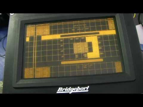 bridgeport heidenhain tnc 2500 display test after a repair by rh youtube com heidenhain itnc 2500 conversational programming manual heidenhain itnc 2500 conversational programming manual