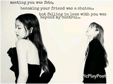 Goodbye Jenlisa? [Almost is Never Enough - Ariana Grande] [Blackpink Jennie & Lisa]