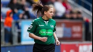 Super League's first female referee on the horizon?