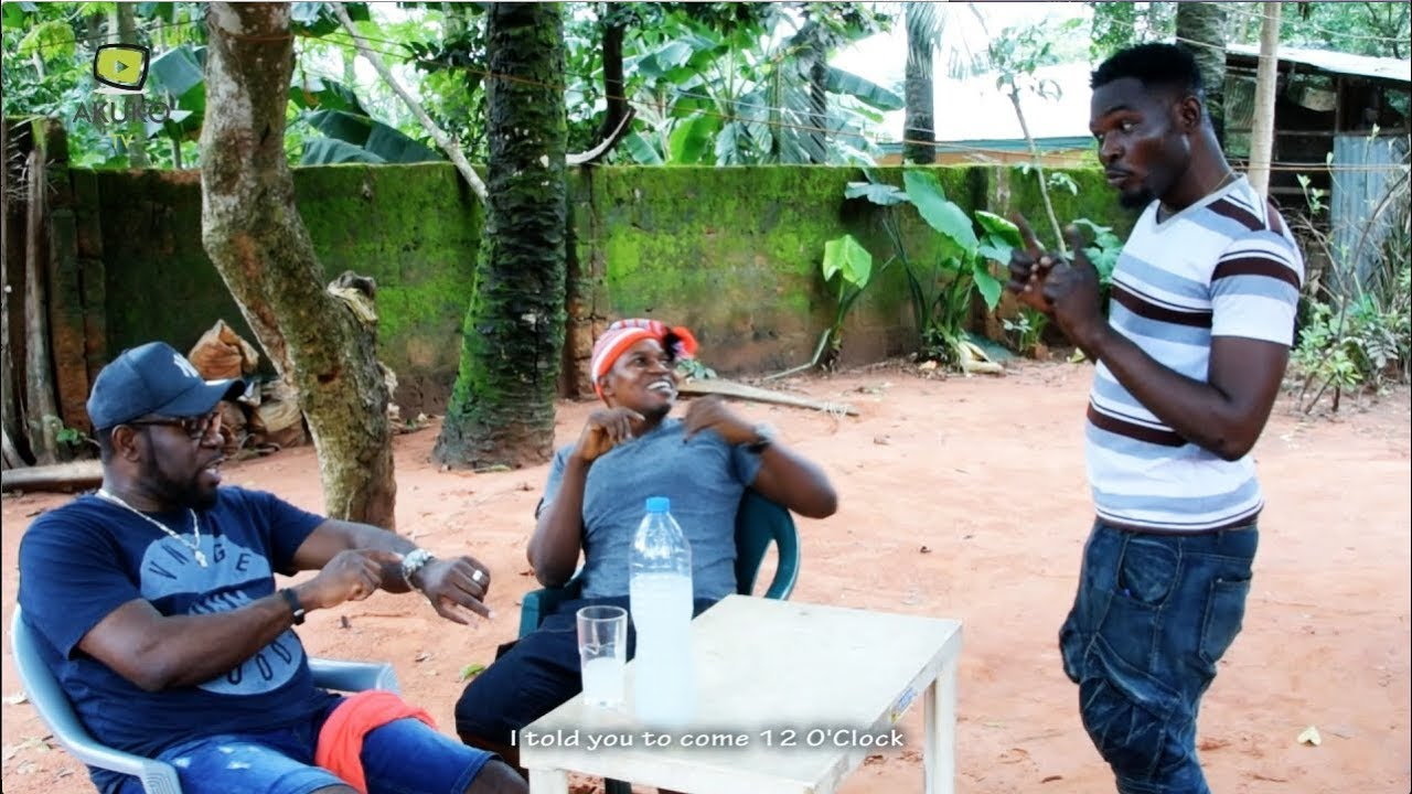 Download NEWEST NOLLYWOOD COMEDY SKIT - PALM WINE ORIGINAL