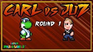 Carl vs Juz: Round 1 [SMW Troll War]