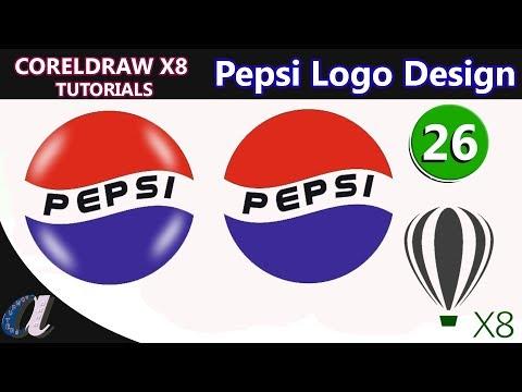 How to Create  Pepsi Logo in Coreldraw    26    www.computersadda.com