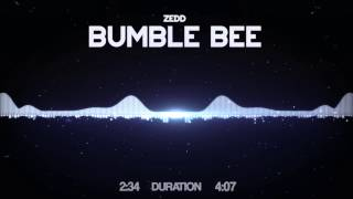 Zedd & Botnek - Bumble Bee [HD Visualized] [Lyrics in Description]