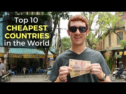 10-cheapest-countries-in-the-world