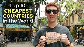 cheapest countries in the world