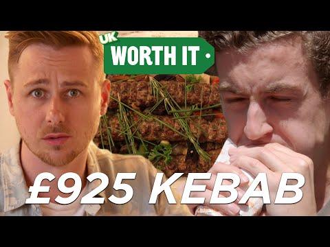 £5 Kebab Vs. £925 Kebab