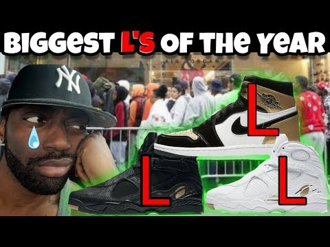 """I Took The Biggest """"L's"""" Of The Year!! No Gold Toes NO Ovo's"""