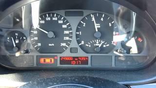 """BMW e46 """"limp""""mode"""