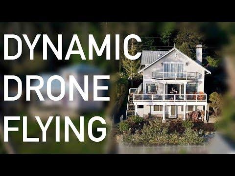 "How to ""FLY"" your MAVIC through a house"