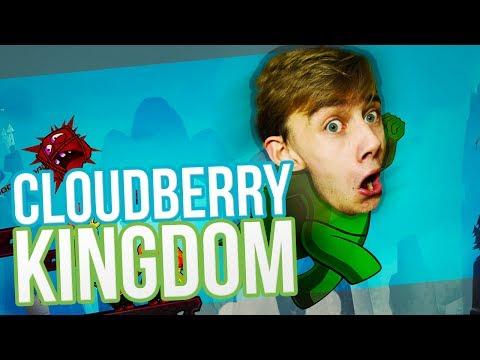 BLOW Z AFRO?! - Cloudberry Kingdom