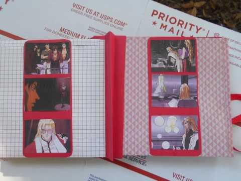 My Slideshow/ Ai No Kusabi /the space between/ 6x6 mini album