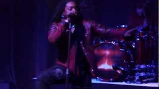 "Sevendust - ""Decay"" & ""Praise"" Live at The Phase 2 Club, Lynchburg Va. 2-9-13, Songs #1-2"