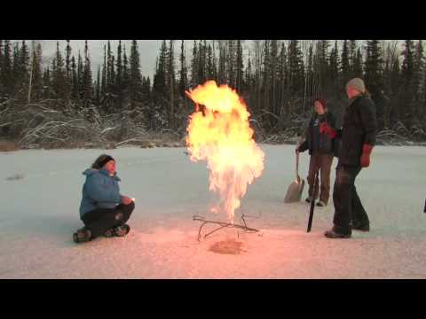 UAF - 2010 - Hunting for methane with Katey Walter Anthony