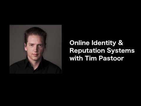 Online Identity and Reputation Systems with Tim Pastoor