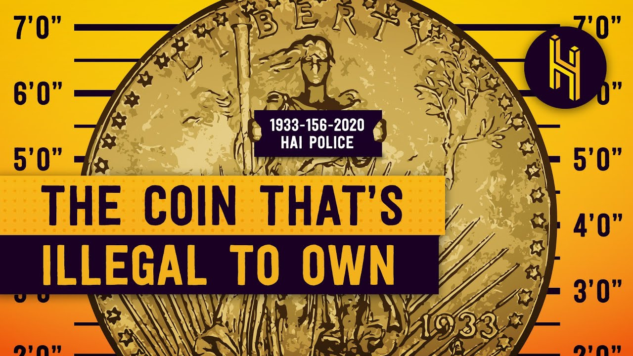 Why This Coin is Illegal to Own