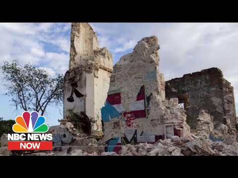 Puerto Rico Rocked By More Aftershocks In Wake Of 6.4 Magnitude Quake | NBC News NOW