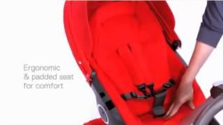 Детская коляска Stokke Xplory 2 в 1(Купить детскую коляску и детское автокресло вы можете на сайте: http://www.mommart.ru/ Доставка по Москве, Московской..., 2014-03-16T11:29:45.000Z)