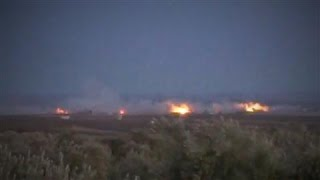 Activists Allege Russian Cluster Bombing in Syria