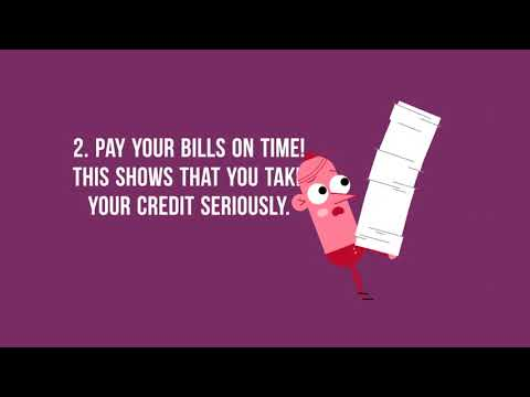 Four Easy Ways to Improve Your Credit