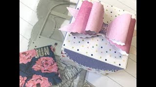 Project Share | Andy's Store | AliExpress | Butterfly Explosion Box