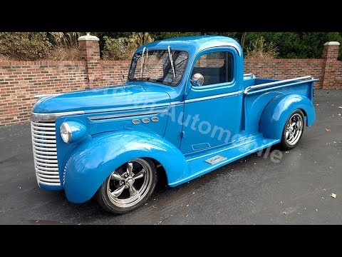 1940 Chevrolet Truck for sale Old Town Automobile in Maryland