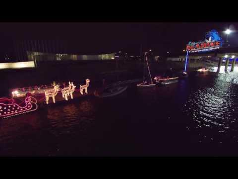 Oklahoma River Holiday Parade (4K UHD)