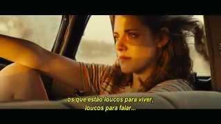 Na Estrada - On The Road - Trailer legendado