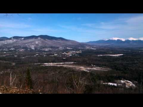 Mt. Washington Valley-The Presidential Range