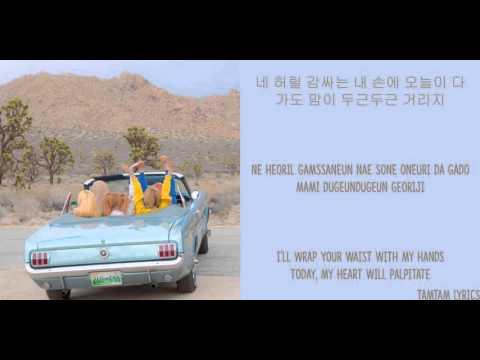 Icecream Cake - Red Velvet Lyrics [Han,Rom,Eng]