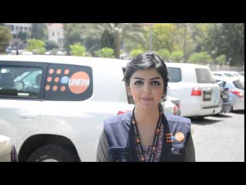 World Humanitarian Day 2016 | Ruba | UNFPA Syria