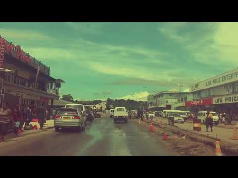 Traffic Hyperlapse  #Honiara #SolomonIslands