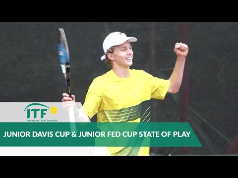 Junior Davis Cup and Junior Fed Cup Finals - State of Play (Wed 20 Sep)