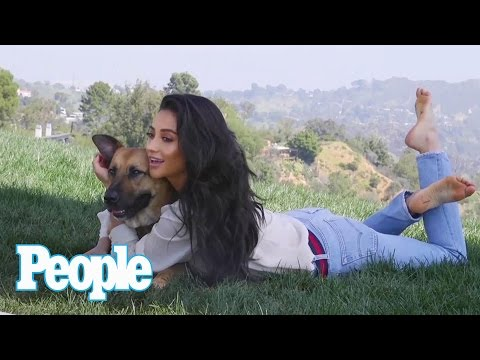 Find Out The Surprising Thing Shay Mitchell & Her Dog, Angel, Have In Common | WMB 2017 | People