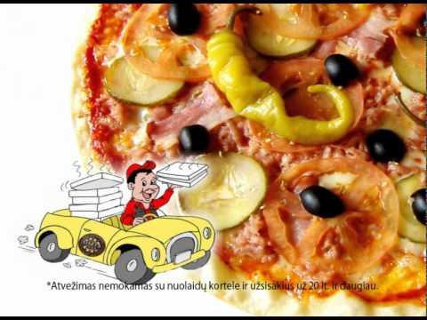 Darts Pizza picerija