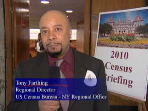 NYS Senate 2010 Census: Tony Farthing