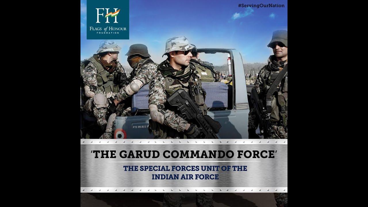 Image result for garud commando force