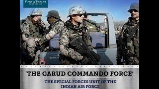 """Garuda"" Indian Airforce Commando Force"