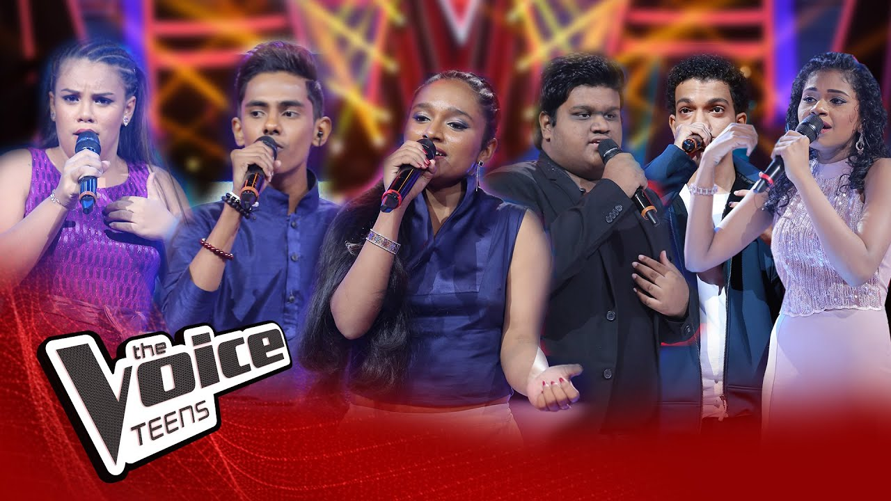 Most Loved Moments | The Voice Teens Sri lanka 2020