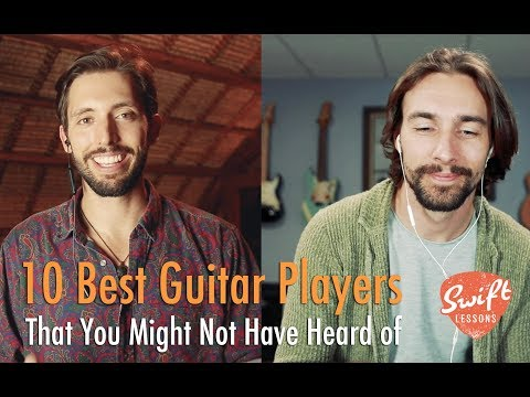 Top 10 Great Guitarists You've Never Heard Of!