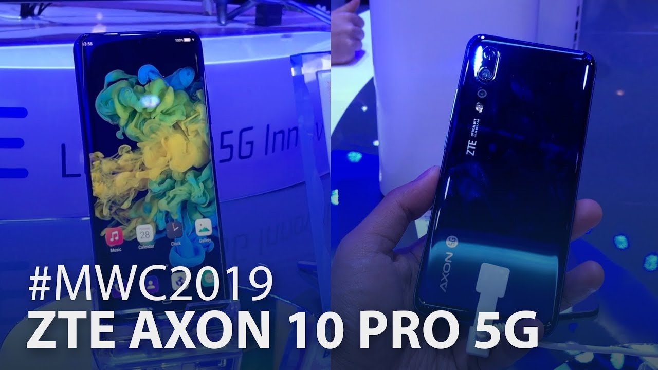 ZTE Axon 10 Pro 5G -  Top Features