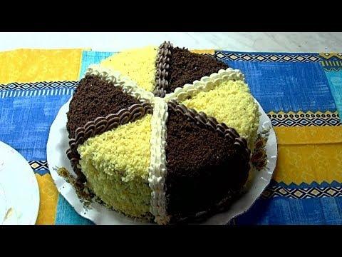 бисквитно кремовые торты рецепты в домашних условиях