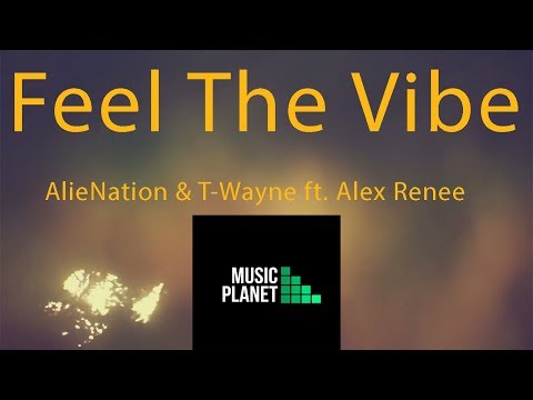 AlieNation & T-Wayne ft. Alex Renee - Feel The Vibe Lyrics
