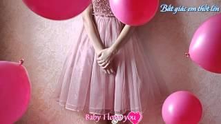 [Vietsub + Kara] Baby, I love you - Tiffany Alvord