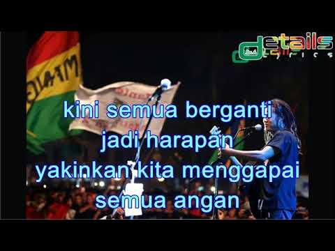 Tony Q Rastafara Langkah Lirik  Details Lyrics